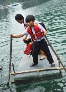 NTL kids ferry